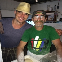 Nicaragua, With Sergio, who makes the best Pizza in Nicaragua, well definitely the best in San Juan Del Sur
